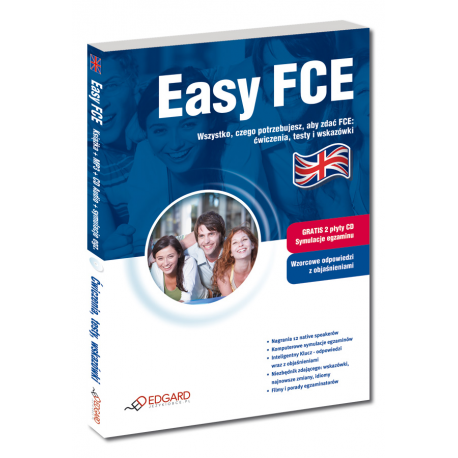 Easy FCE (Książka + CD Audio + MP3)