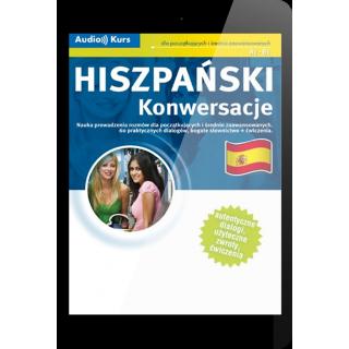 Hiszpański Konwersacje (E-book + mp3)