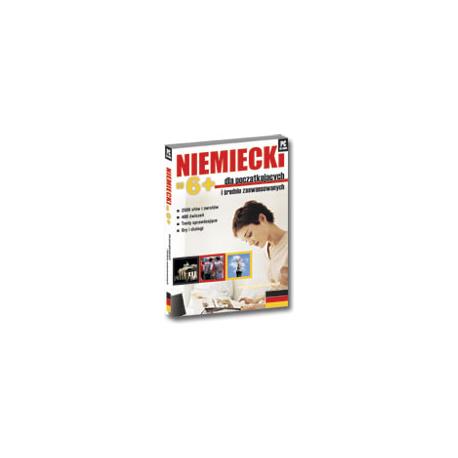 Niemiecki na 6+ (1 x CD-ROM)