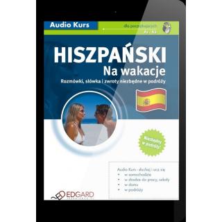 Hiszpański Na wakacje (E-book + mp3)