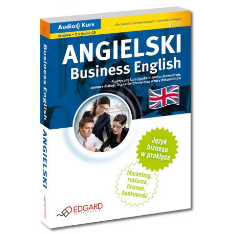 Angielski Business English - Nowa Edycja (Książka + 2 x Audio CD )