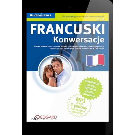Francuski Konwersacje (E-book + mp3)