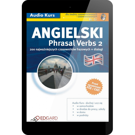 Angielski Phrasal Verbs 2 (E-book + mp3)