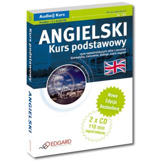 Angielski Kurs podstawowy - Nowa Edycja (Książka + 2 x Audio CD)