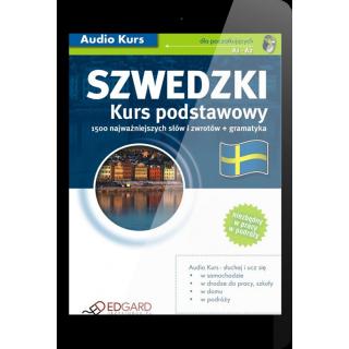 Szwedzki Kurs podstawowy (E-book + mp3)