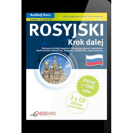 Rosyjski Krok dalej (E-book + mp3)