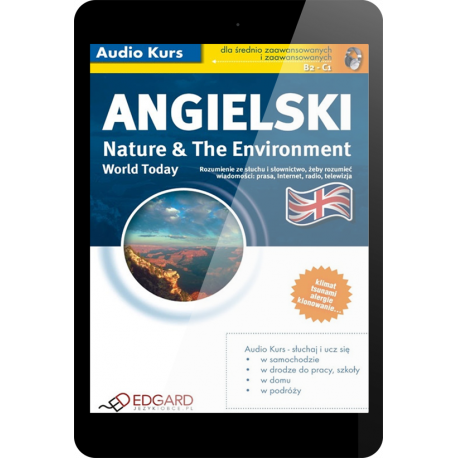Angielski World Today Nature & The Environment (E-book + mp3)
