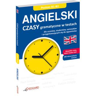Angielski Czasy gramatyczne w testach (Książka)