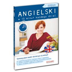 Angielski w 15 minut każdego dnia dla początkujących
