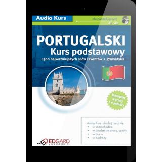 Portugalski Kurs podstawowy (E-book + mp3)
