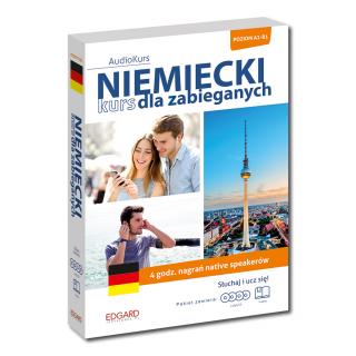 Niemiecki. Kurs dla zabieganych