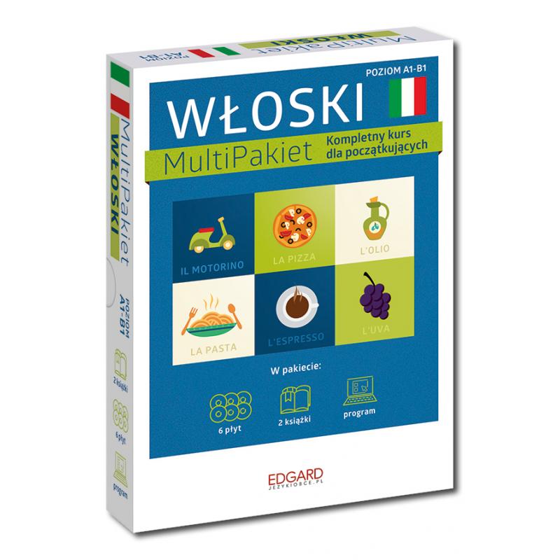 Włoski MultiPakiet Nowa edycja