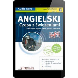 Angielski Czasy z ćwiczeniami  (E-book)