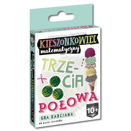 Kapitan Nauka Kieszonkowiec matematyczny Trzecia połowa