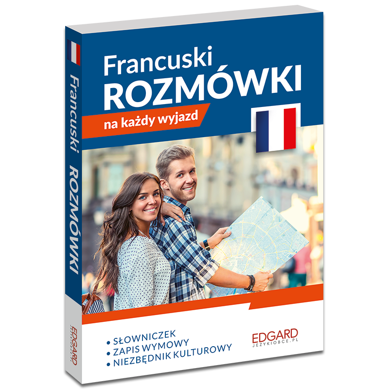 Francuski Rozmówki na każdy wyjazd