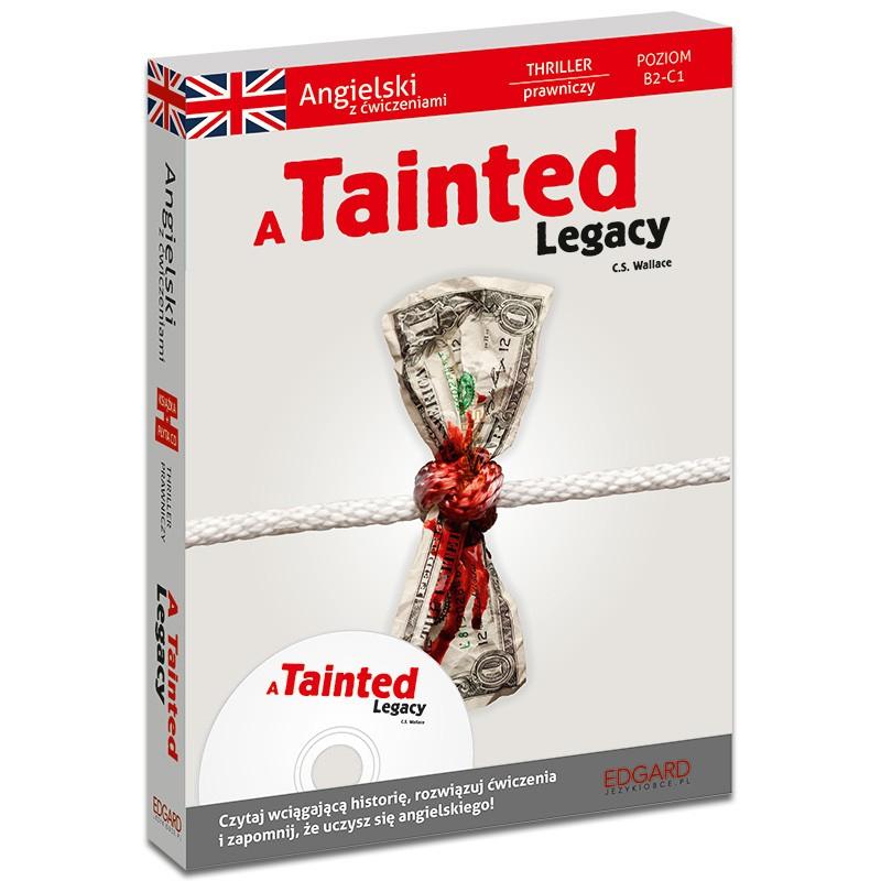 Angielski thriller prawniczy  A Tainted Legacy