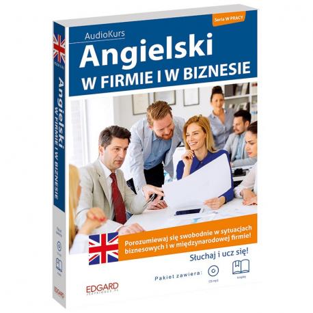 Angielski W firmie i w biznesie (książka + CD mp3)