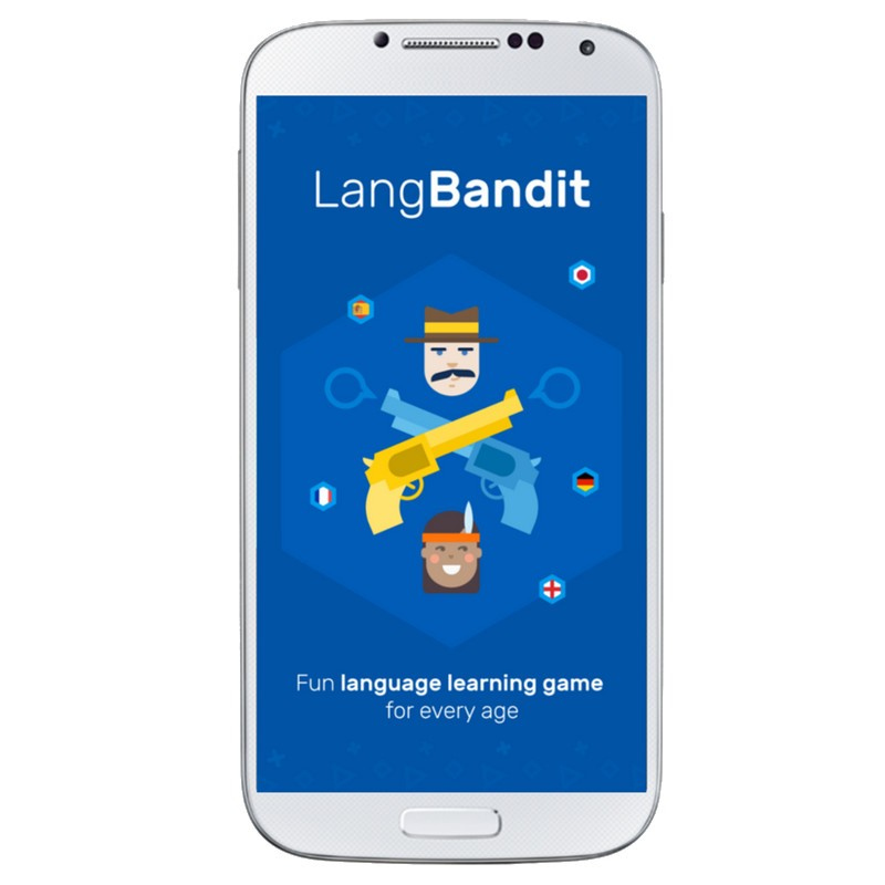 LangBandit - aplikacja mobilna
