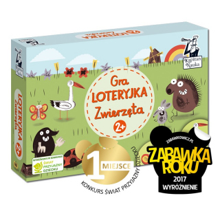 Gra Loteryjka Zwierzęta 2+