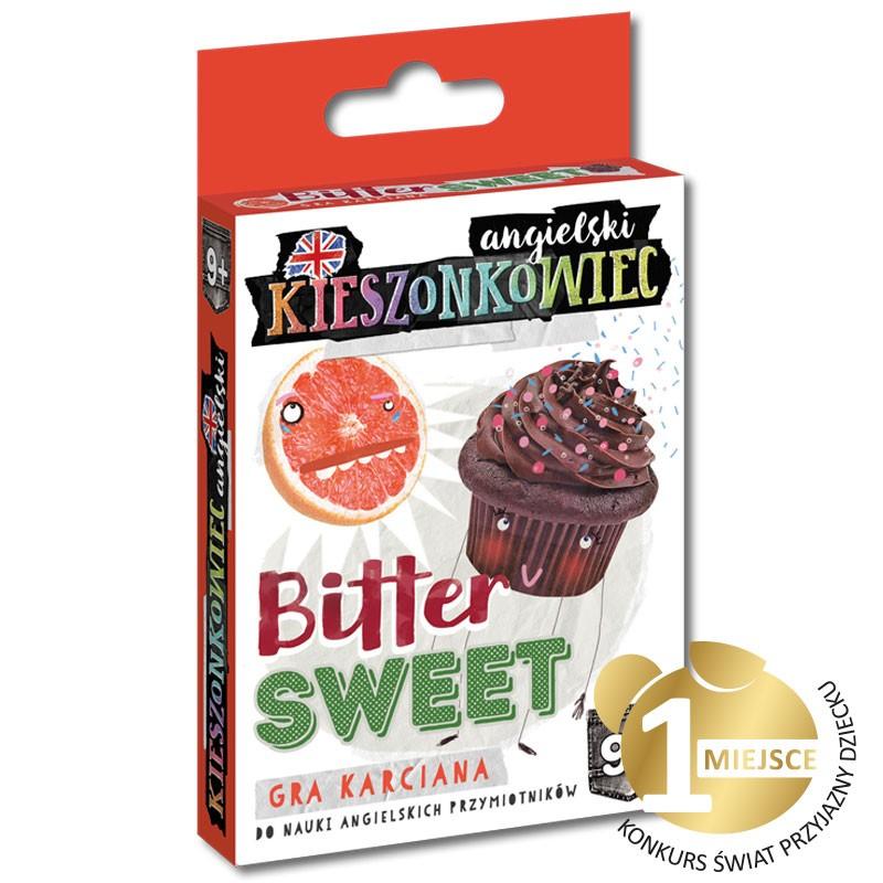Kapitan Nauka Kieszonkowiec angielski Bitter Sweet (9+)