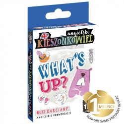 Kieszonkowiec angielski 15+ What's up