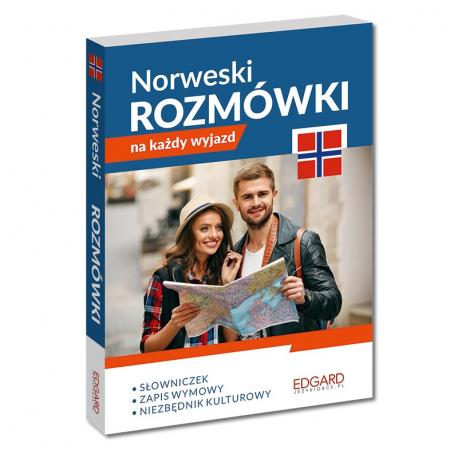Norweski. Rozmówki na każdą podróż