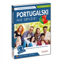 Portugalski. Nie gryzie. Reedycja w kolorze (książka + nagrania mp3)