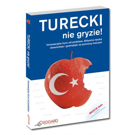 Turecki nie gryzie! (Książka + CD Audio)
