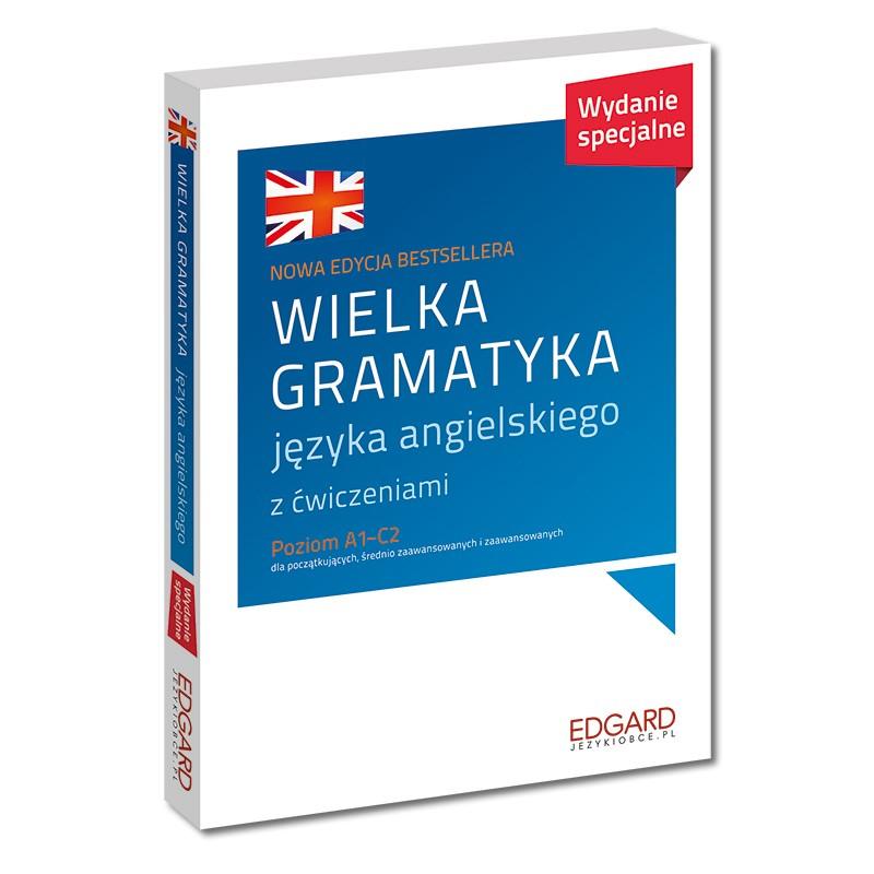 Wielka gramatyka języka angielska. Wydanie specjalne