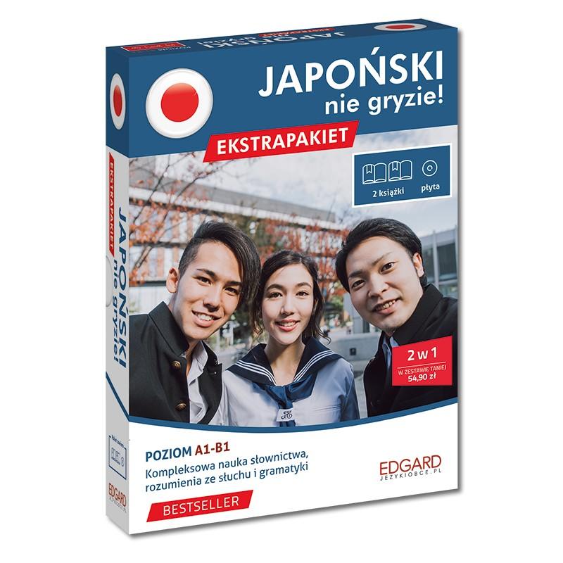 Japoński nie gryzie! Ekstrapakiet