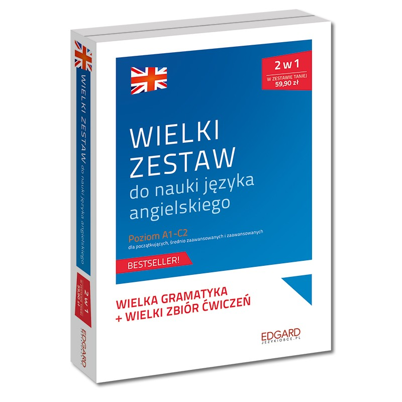 Wielki zestaw do nauki języka angielskiego