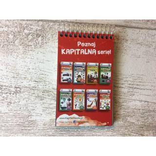 Kapitalne łamigłówki (7-8 lat)