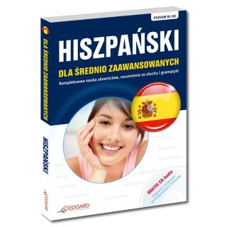 Hiszpański dla średnio zaawansowanych (Książka + CD Audio)