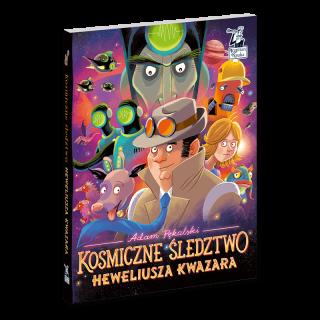 Kosmiczne śledztwo Heweliusza Kwazara