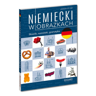 Niemiecki w obrazkach. Słówka, rozmówki, gramatyka