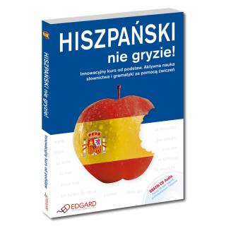 Hiszpański nie gryzie! (Książka + Audio CD)