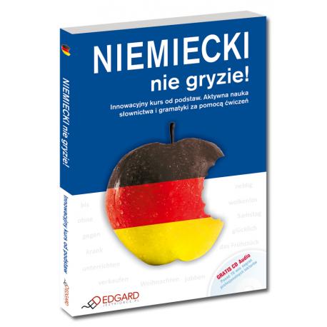 Niemiecki nie gryzie! +CD  (Książka + CD Audio)
