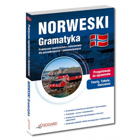 Norweski Gramatyka