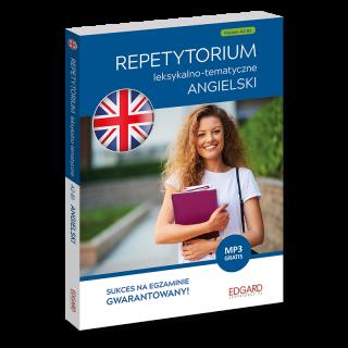 Angielski. Repetytorium leksykalno-tematyczne A2-B1 (wydanie 2)