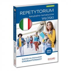 Włoski. Repetytorium leksykalno-tematyczne A2-B2
