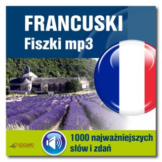 Francuski Fiszki mp3 1000 najważniejszych słów i zdań (Program + Nagrania do pobrania)