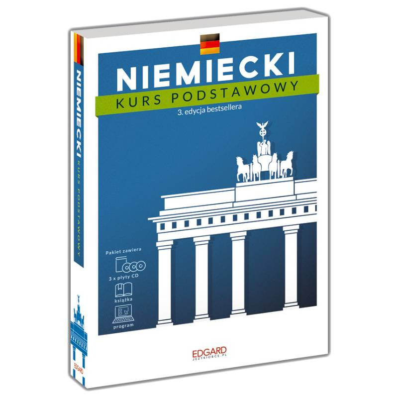 Learn German by Edgard book