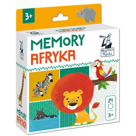 Memory. Afryka