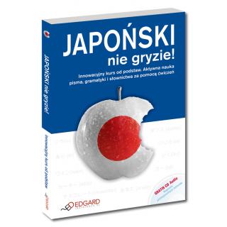 Japoński nie gryzie! + CD - Nowa Edycja (Książka + CD Audio)