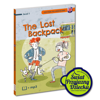 Czytam po angielsku. The Lost Backpack/Zagubiony plecak