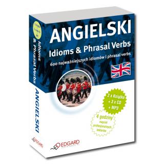 Angielski Idioms & Phrasal Verbs (2 x Książka + 3 x Audio CD + MP3)