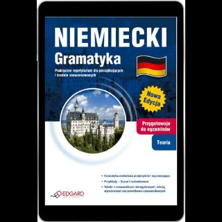 Niemiecki Gramatyka (e-book)