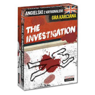 The Investigation. Kryminalna gra karciana do...
