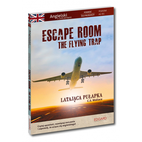 Escape Room. The Flying Trap. Angielski z...