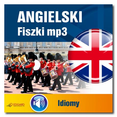 Angielski fiszki mp3 Idiomy (Program + Nagrania do pobrania)